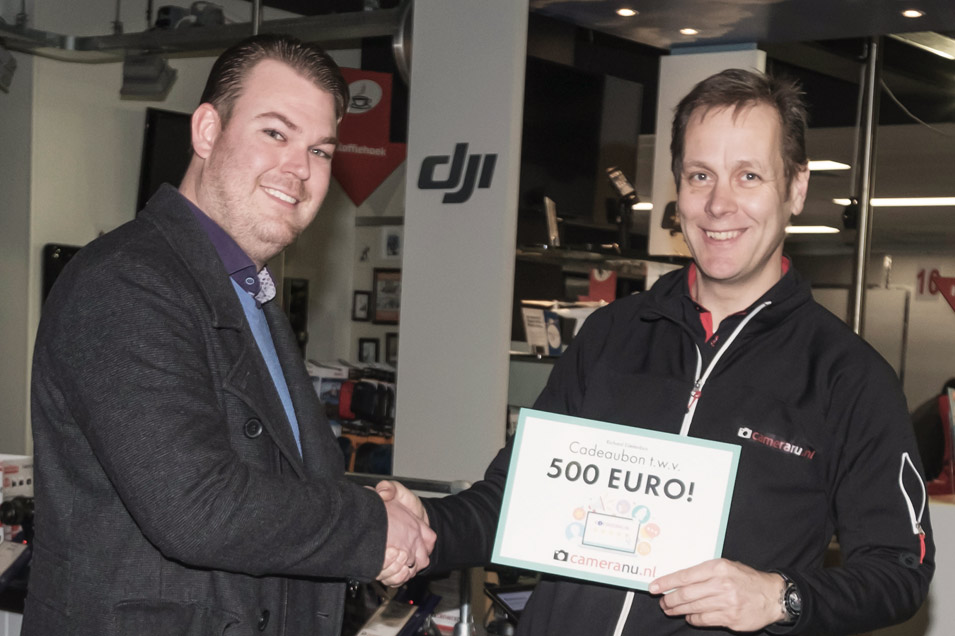 Winnaars 500 euro review actie - 3