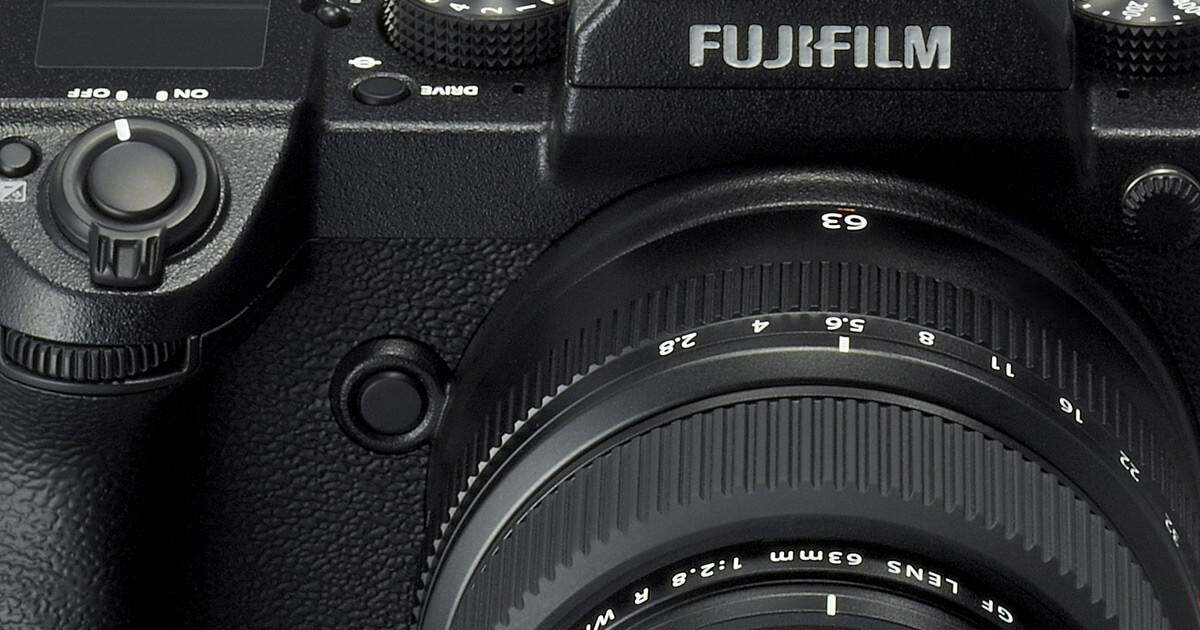 Een meet en greet met de Fujifilm GFX 50S camera