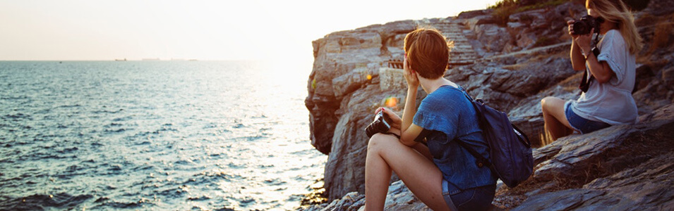 Tips voor de beste vakantiefoto's
