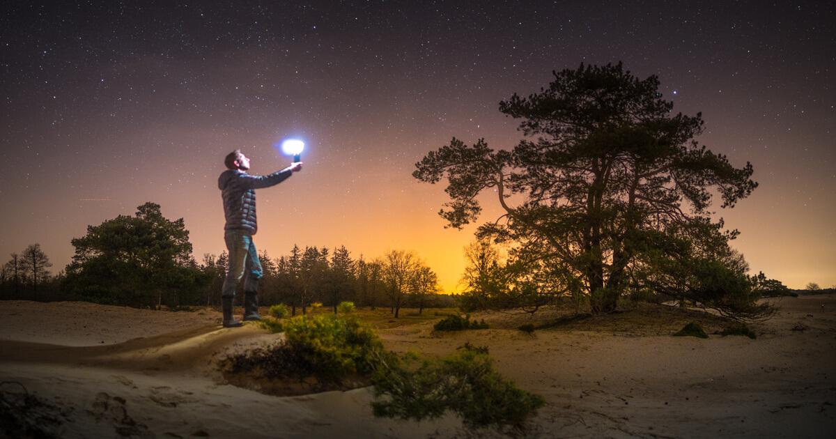 Hoe Maak Je Fotos In Het Donker Cameranunl