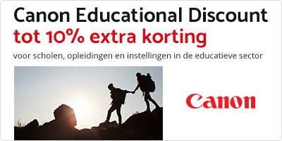 Canon Educational Discount