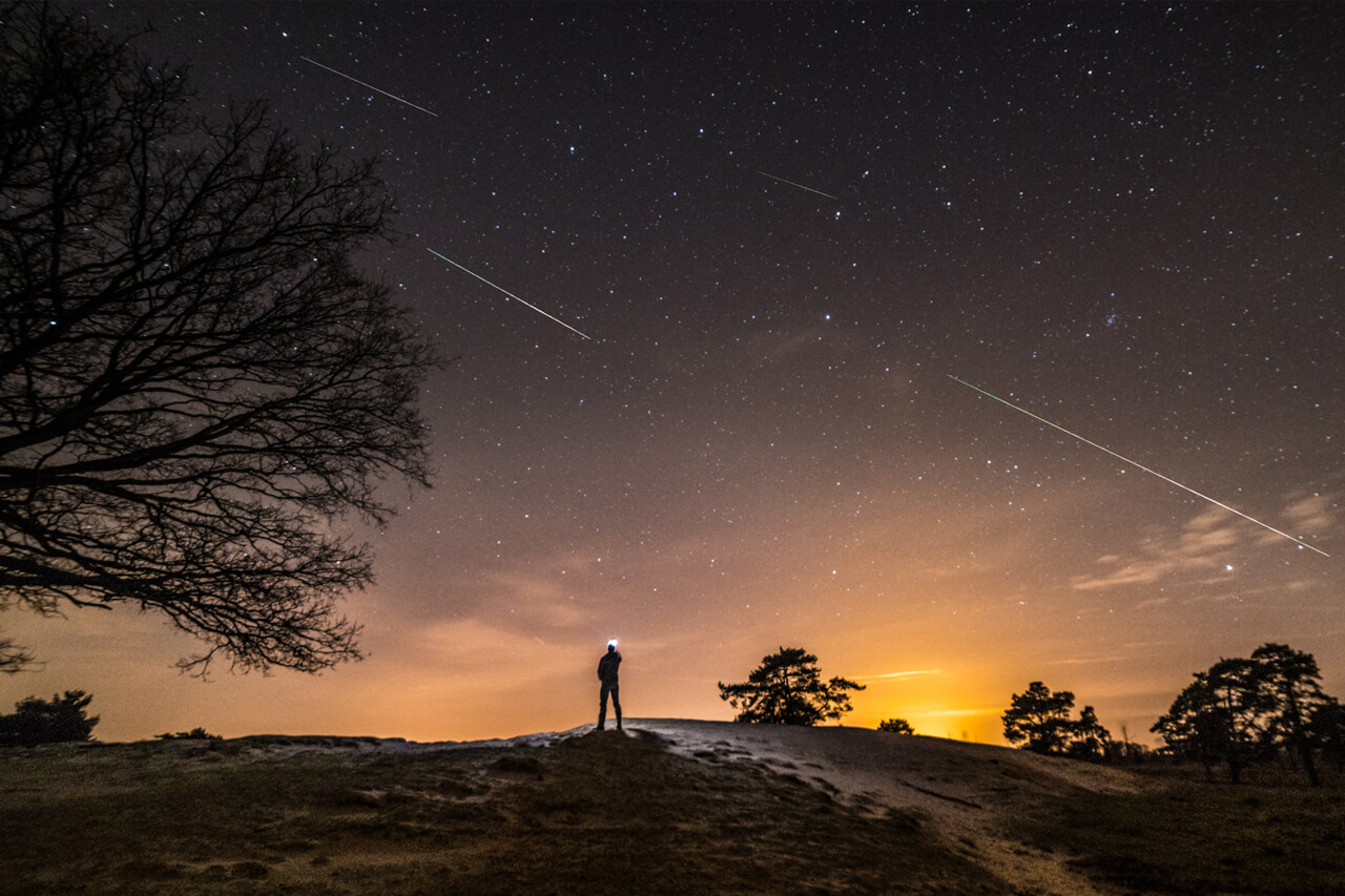 Hoe fotografeer je vallende sterren? | CameraNU.nl