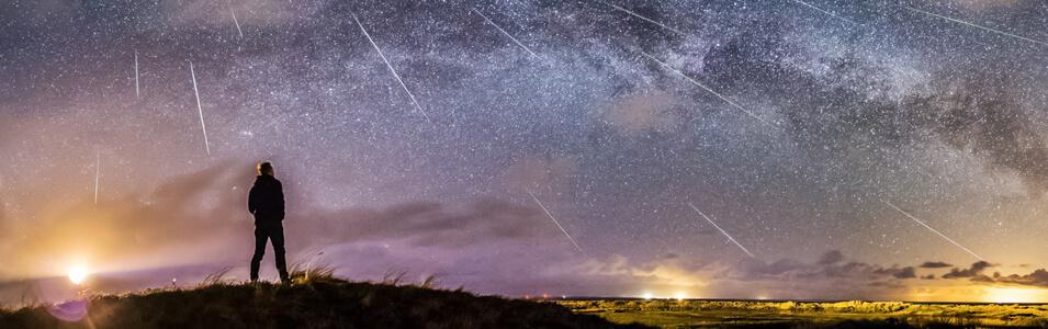Hoe fotografeer je vallende sterren?
