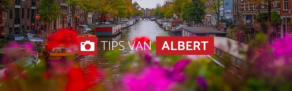 Tips van Albert Dros voor landschapsfotografie