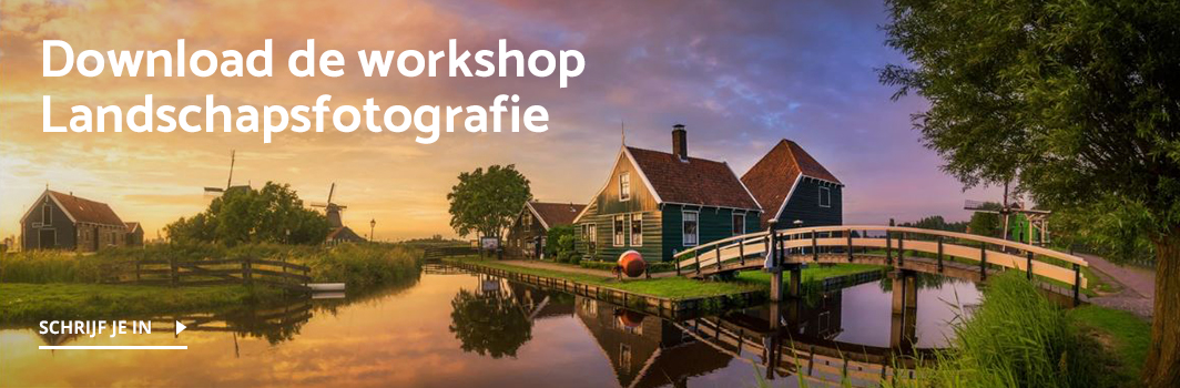 Gratis workshop over landschapsfotografie
