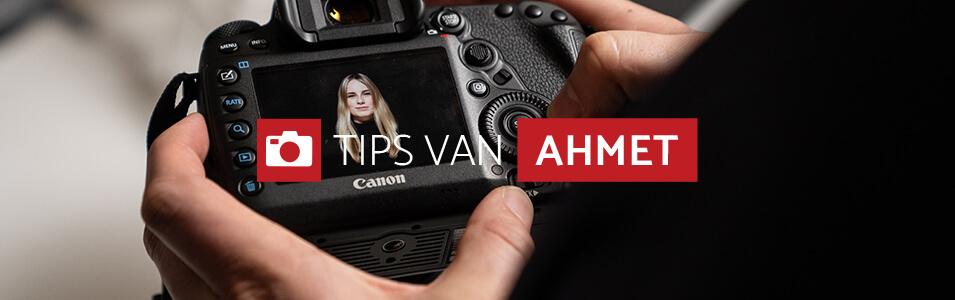 Tips van Ahmet Polat voor portretfotografie