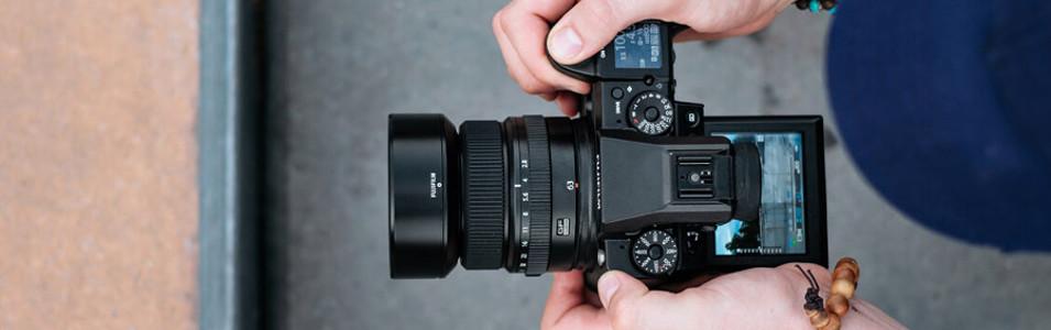 Bekijk de top 10 systeemcamera's