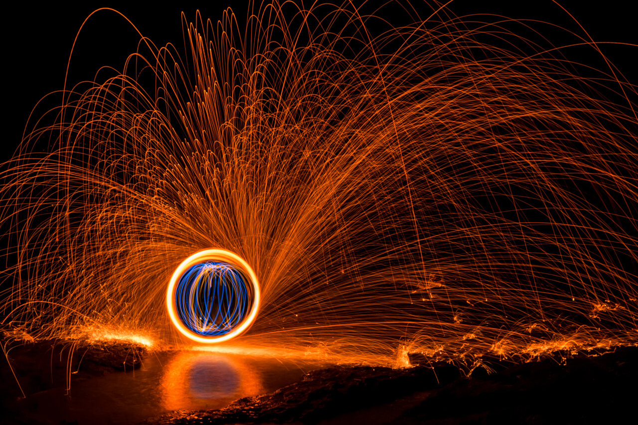 Tips voor lightpainting  - 6