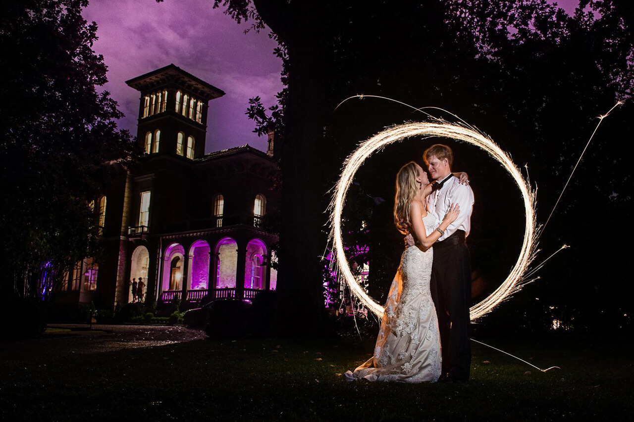 Tips voor lightpainting  - 7