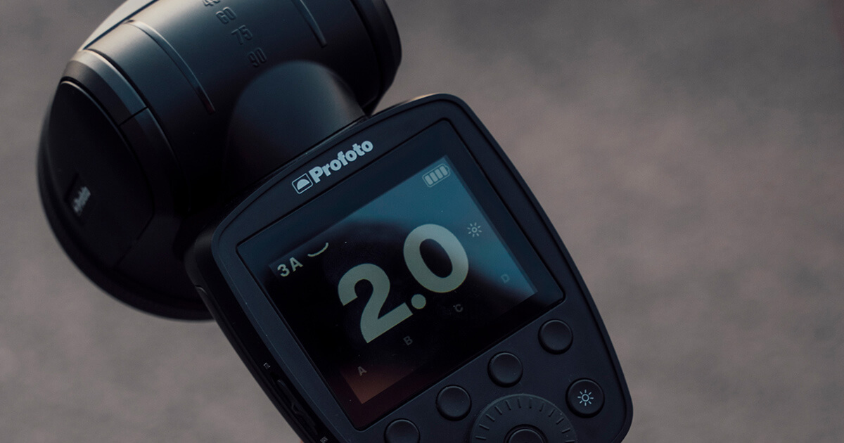 Expert review: Profoto A1X