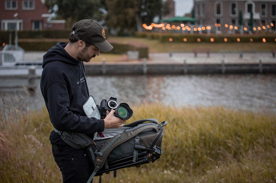 Product review Lowepro Flipside Trek BP 450 AW - 4
