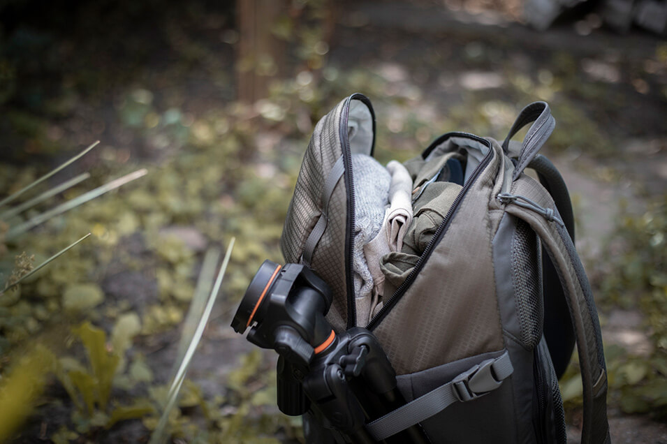 Product review Lowepro Flipside Trek BP 450 AW - 6