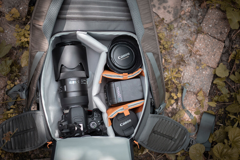 Product review Lowepro Flipside Trek BP 450 AW - 5