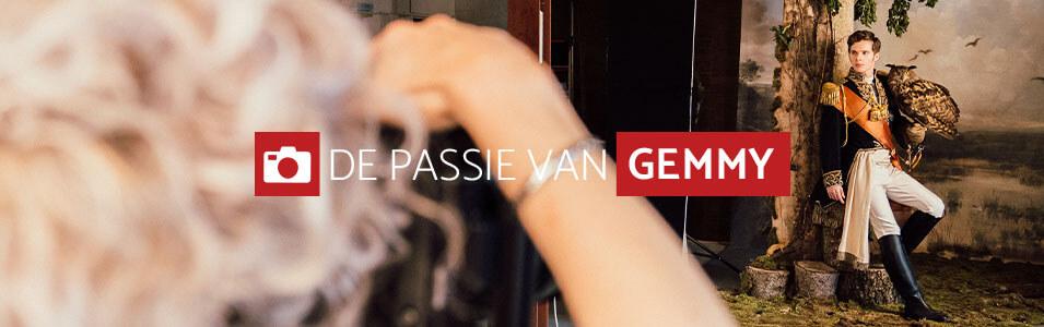 Portretfotografie met Gemmy Woud-Binnendijk
