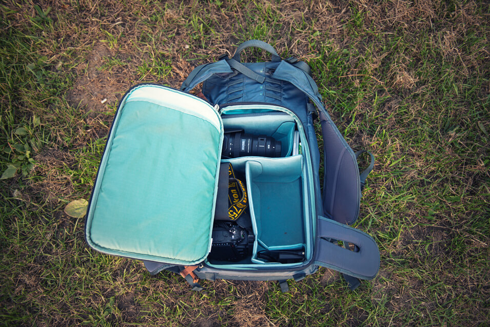 Product review Shimoda Explore 40 Backpack - 4