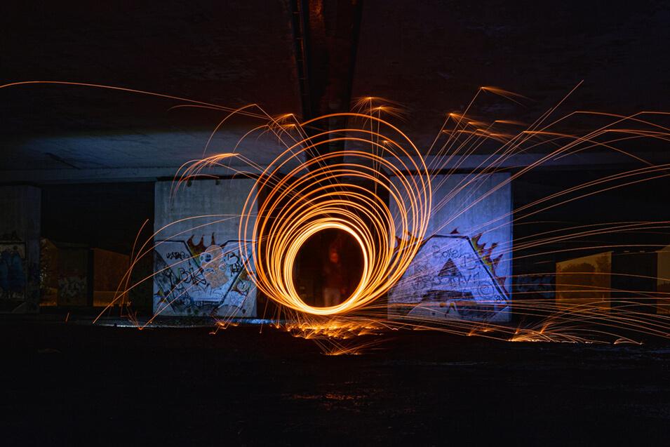 Tips voor staalwol fotografie - 1