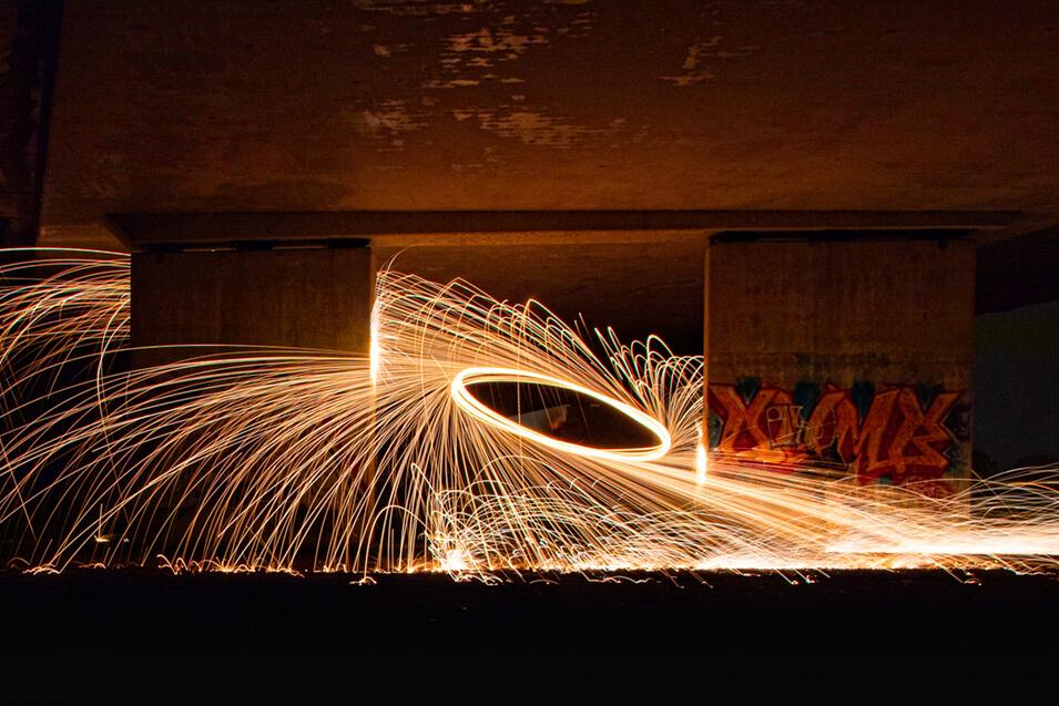 Tips voor staalwol fotografie - 5