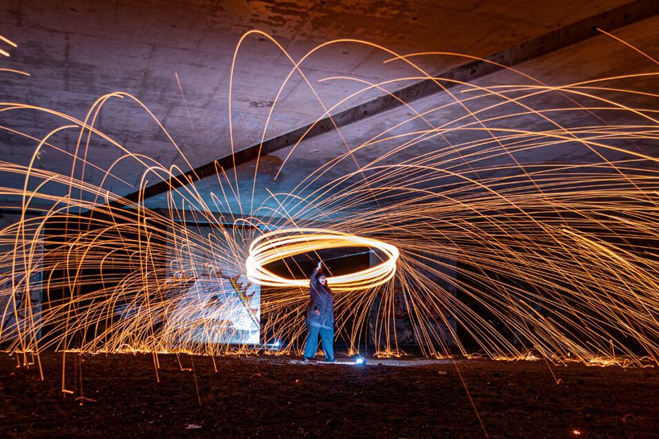 Tips voor staalwol fotografie - 3