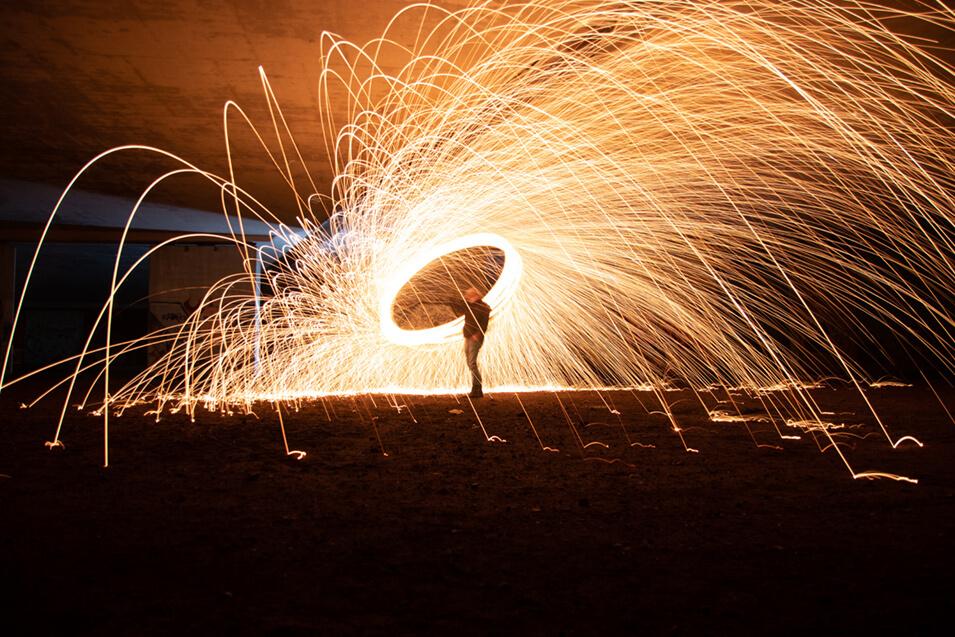 Tips voor staalwol fotografie - 2