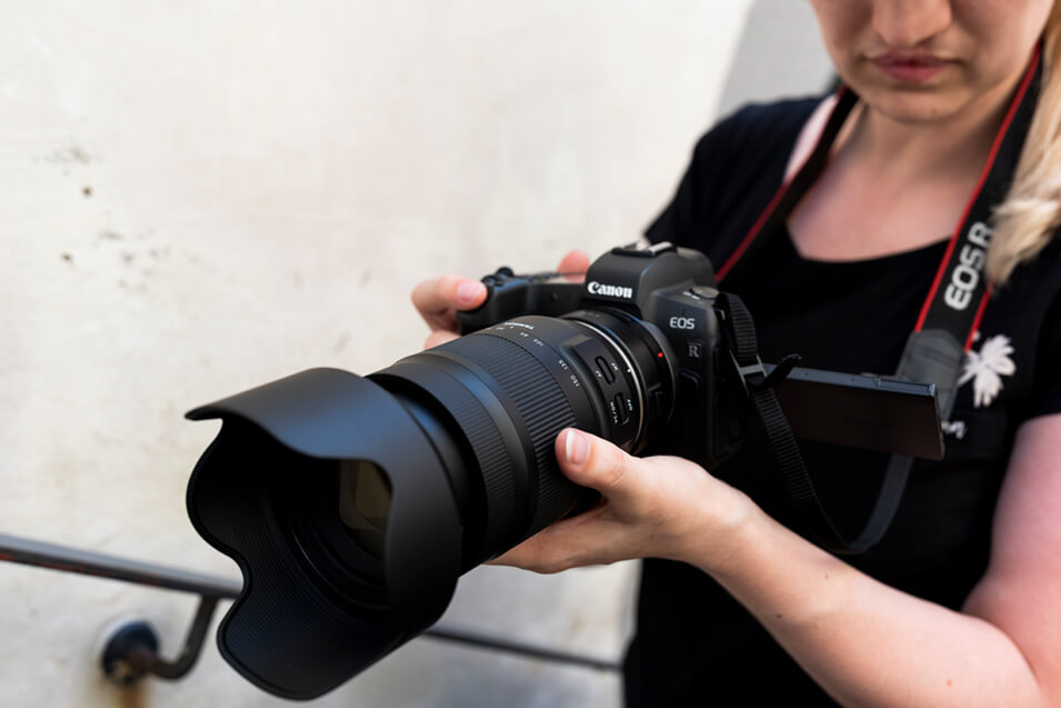 Product review Tamron 35-150mm f/2.8-4.0 lens - 8