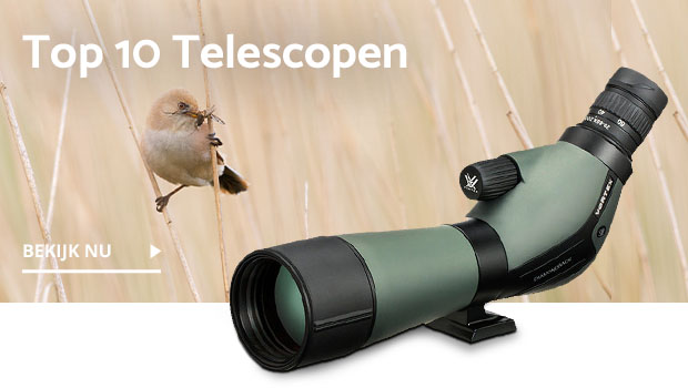 Top 10 telescopen
