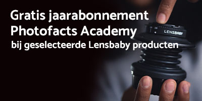 Lensbaby Promo Photofacts Academy - 2