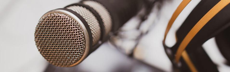 Wat heb je nodig voor een podcast?