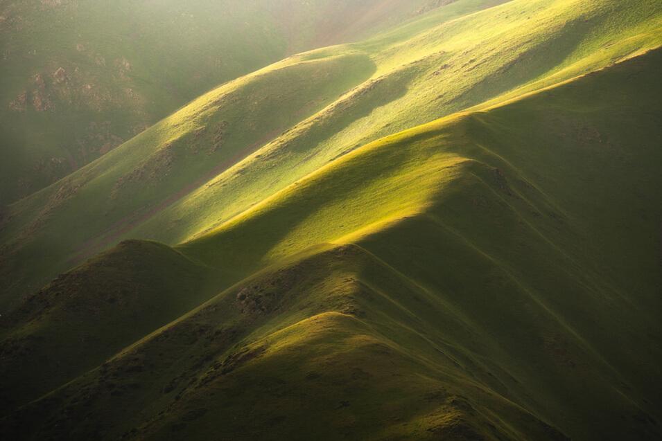 10 tips voor abstracte landschappen - 3
