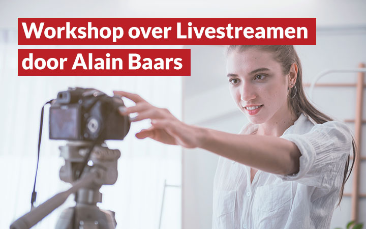 Workshop Livestreamen