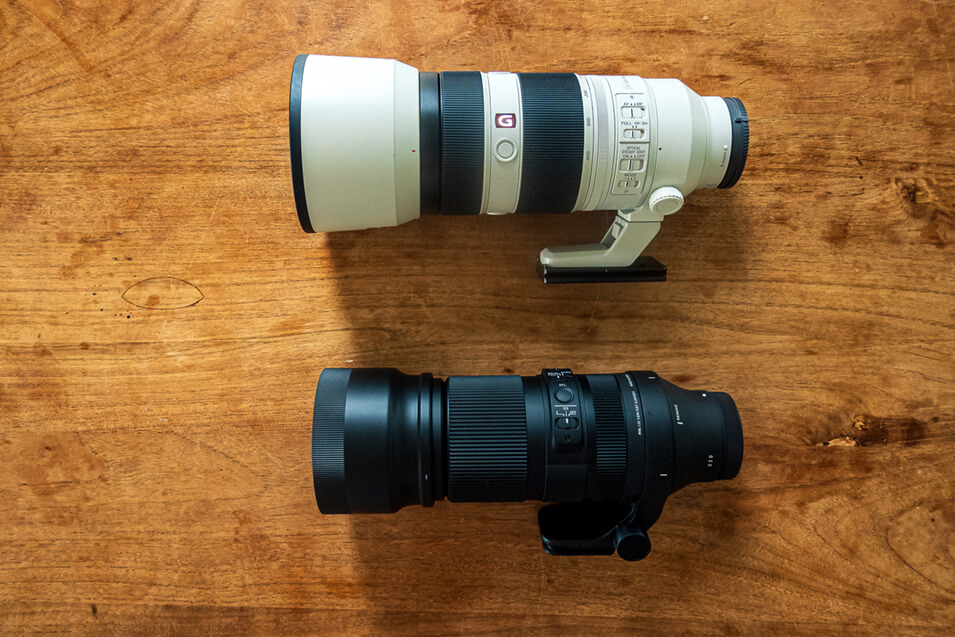 Review Sigma 100-400mm Contemporary objectief - 2
