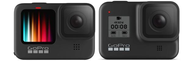 GoPro Hero 9 vs Hero 8