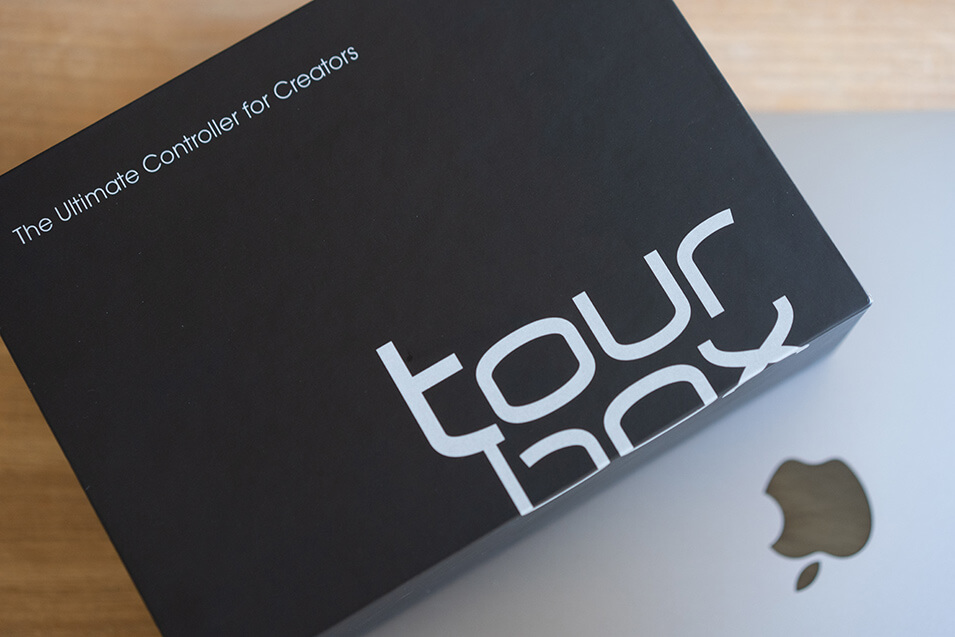Review TourBox Photo and Video Edit Controller - 2