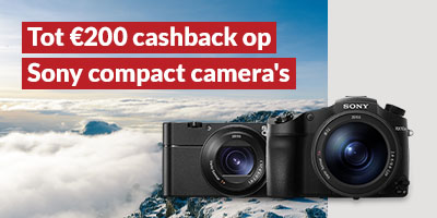 Sony winter cashback - compact camera - 2
