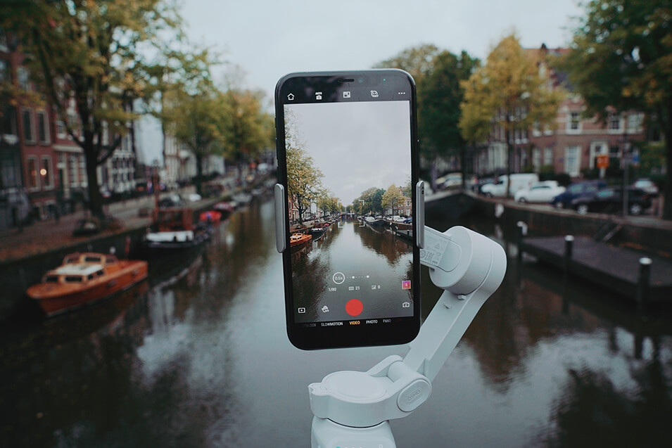 Review DJI Osmo Mobile 4 - 5