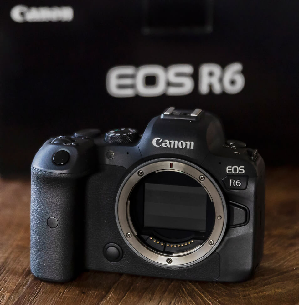 Review Canon EOS R6 systeemcamera - 1