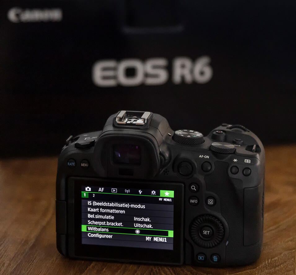 Review Canon EOS R6 systeemcamera - 2