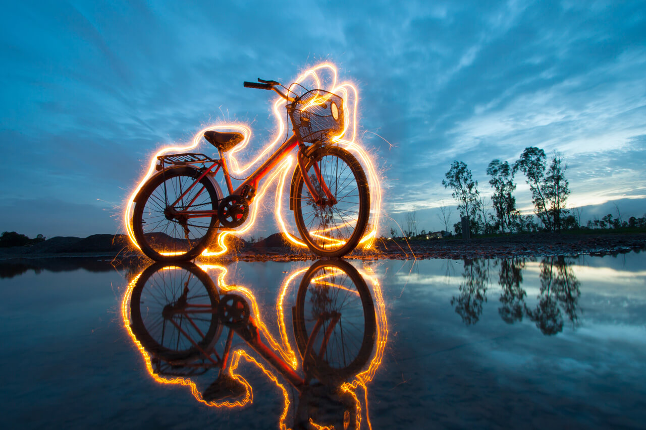 Tips voor lightpainting  - 4
