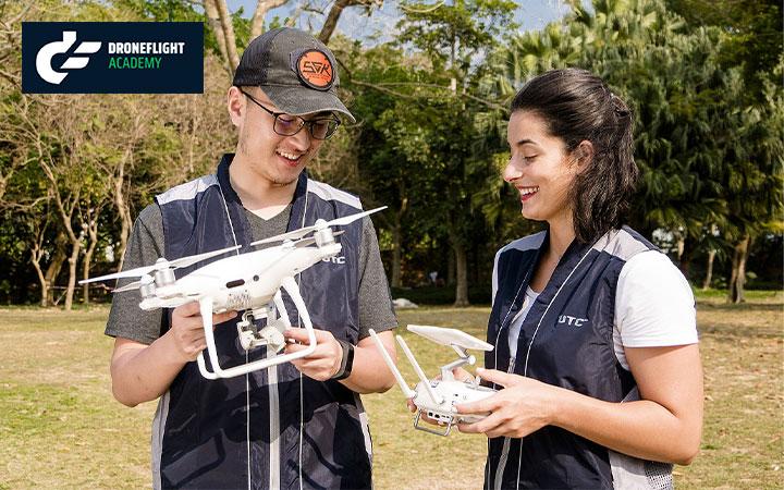 Droneflight Academy opleidingen