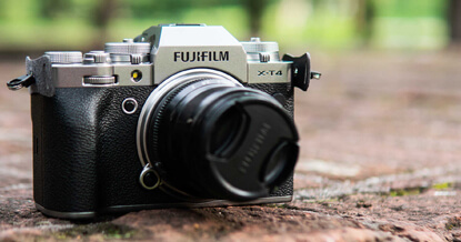 Review Fujifilm X-T4 systeemcamera