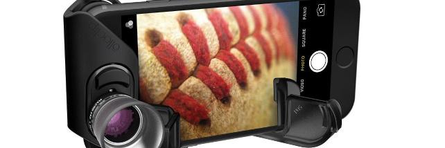 Smartphone macrofotografie