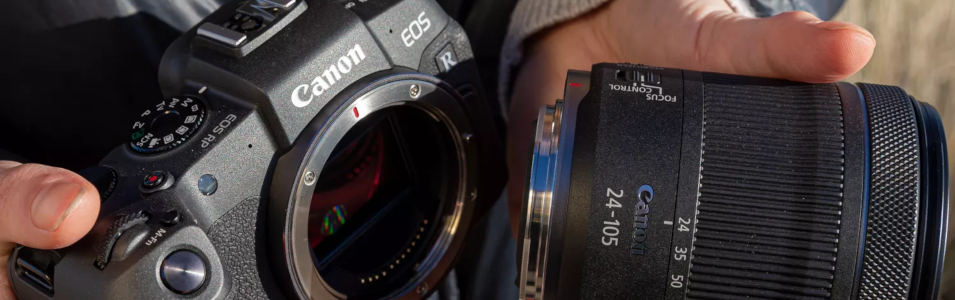 Canon RP + 24-105mm