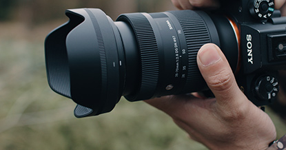Review Sigma 28-70mm f/2.8 DG GN Contemporary