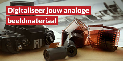 Digitaliseren analoge beelden