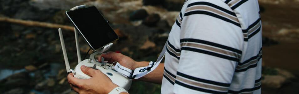 10 tips voor het filmen met een drone