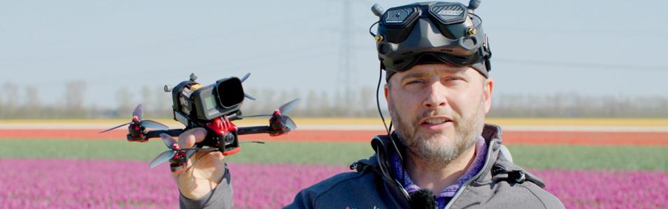Tips voor het filmen met een FPV drone