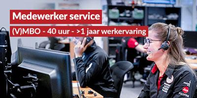 Klantcontactcenter | Medewerker service