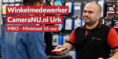CameraNU.nl Urk | Winkelmedewerker