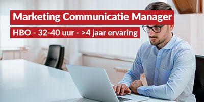 E-Commerce | Marketing Communicatie Manager