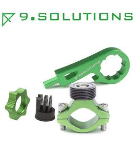9.Solutions action cam accessoires