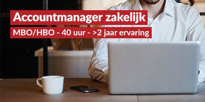 CameraNU.nl zakelijk | Accountmanager B2B